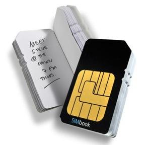 SIMbook-Notepad